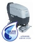 NEW-Medium Scrubber Dryer