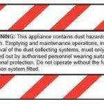 Hazardous dust vacuums